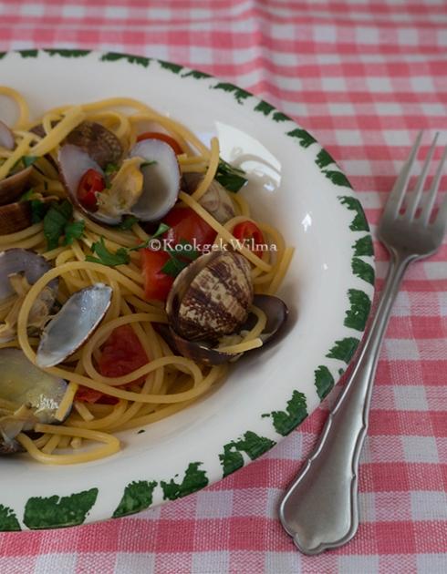 Spaghettiallevongole